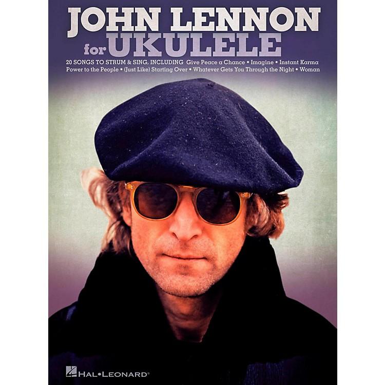 Hal LeonardJohn Lennon For Ukulele