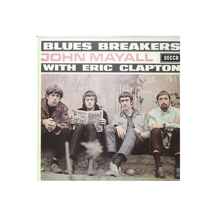 AllianceJohn Mayall - Blues Breakers with Eric Clapton