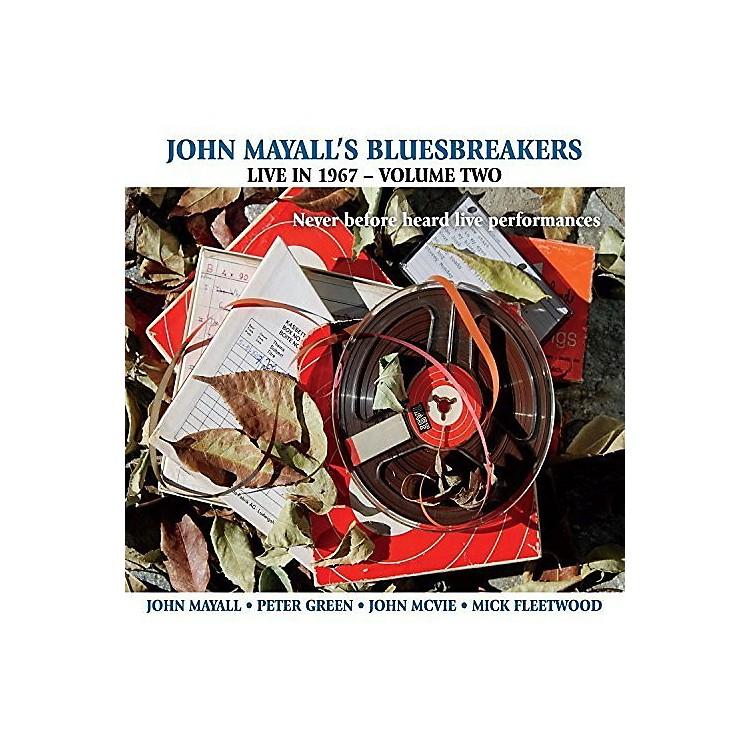 AllianceJohn Mayall's Bluesbreakers - Live in 1967- Volume 2