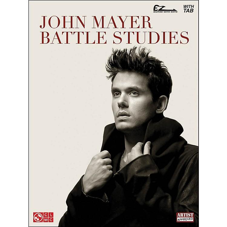 Cherry LaneJohn Mayer - Battle Studies Easy Guitar Songbook