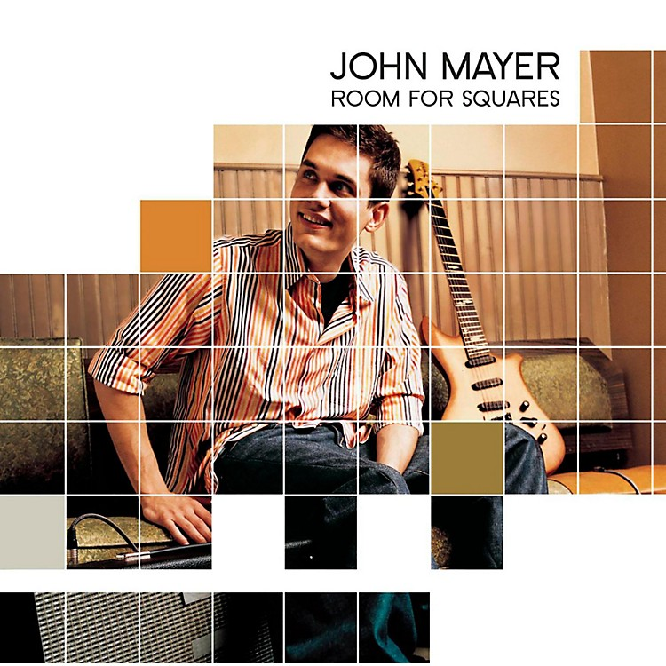 SonyJohn Mayer - Room For Squares