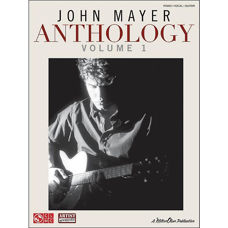 Cherry LaneJohn Mayer Anthology: Volume One PVG Songbook