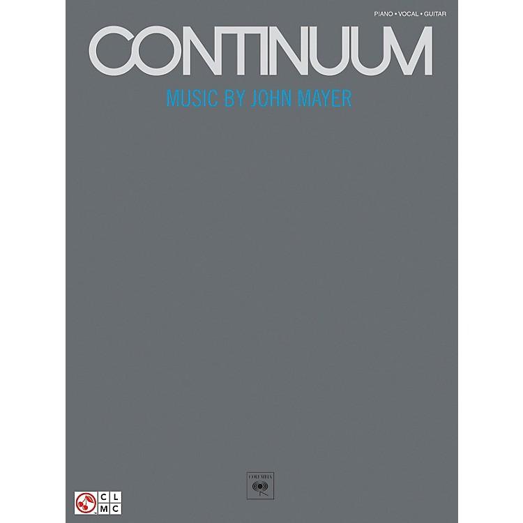 Hal LeonardJohn Mayer Continuum Piano, Vocal, Guitar Songbook