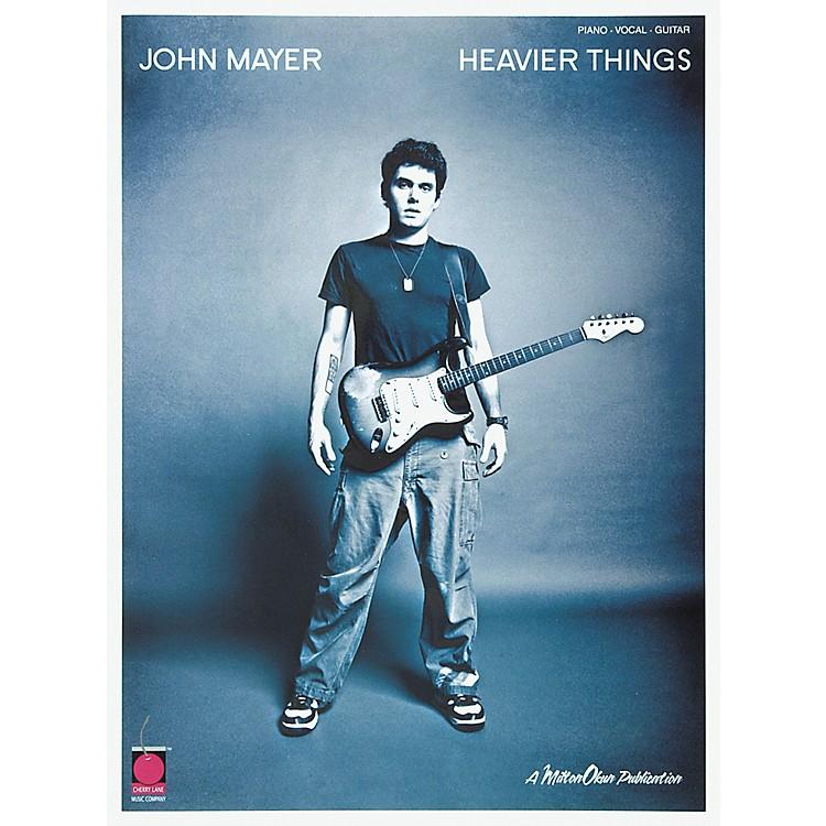 Cherry LaneJohn Mayer Heavier Things Piano, Vocal, Guitar Songbook