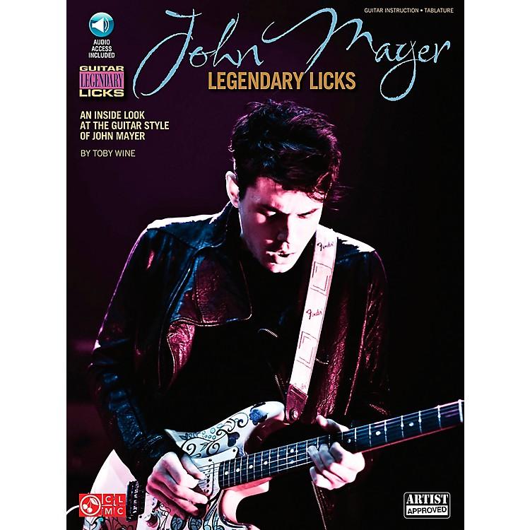 Cherry LaneJohn Mayer Legendary Licks Book/CD