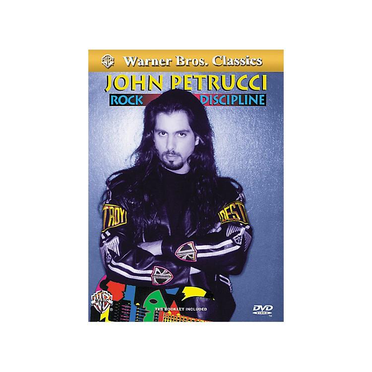 AlfredJohn Petrucci - Rock Discipline DVD