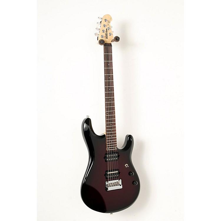 Ernie Ball Music ManJohn Petrucci 6 Electric GuitarPearl Red Burst888365841496