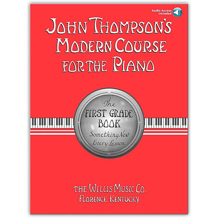 Willis MusicJohn Thompson's Modern Course for The Piano Grade 1 Book/CD