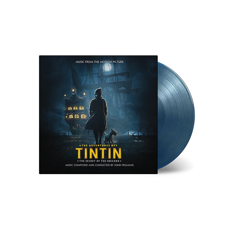 Alliance John Williams - Adventures Of Tintin: The Secret Of The Unicorn (Original Soundtrack)