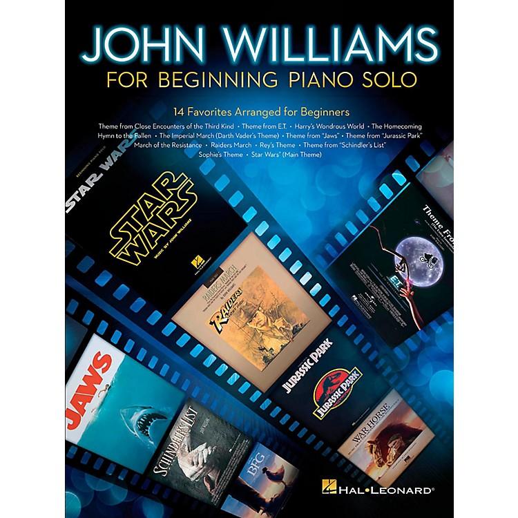 Hal LeonardJohn Williams for Beginning Piano Solo