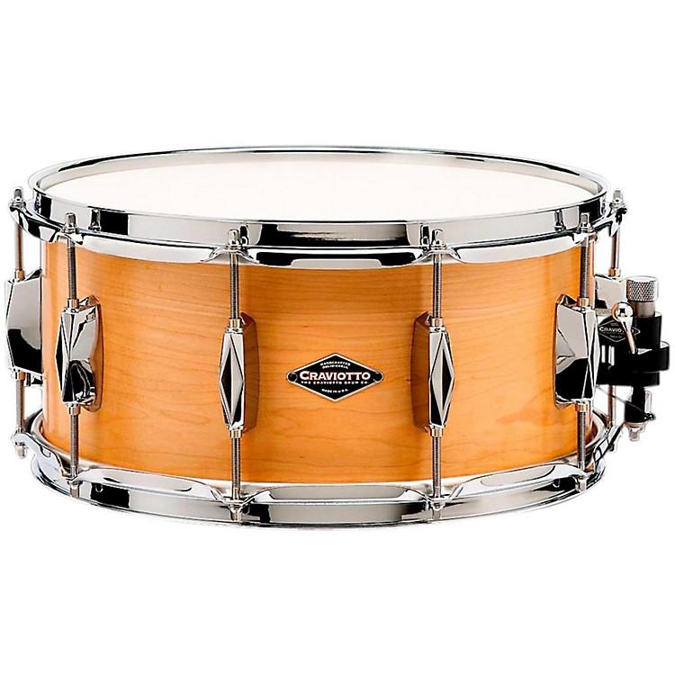CraviottoJohnny C Solid Maple Snare Drum