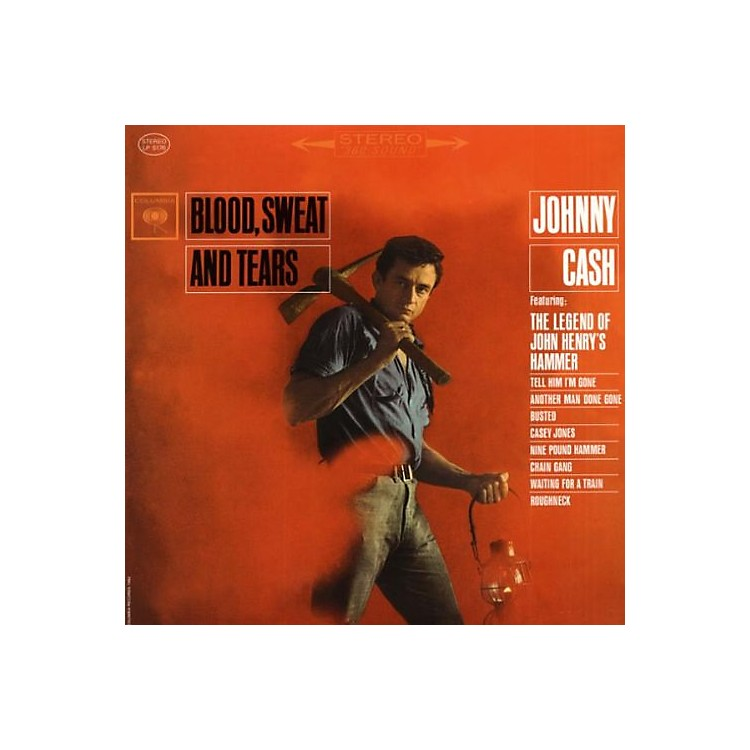 AllianceJohnny Cash - Blood, Sweat and Tears