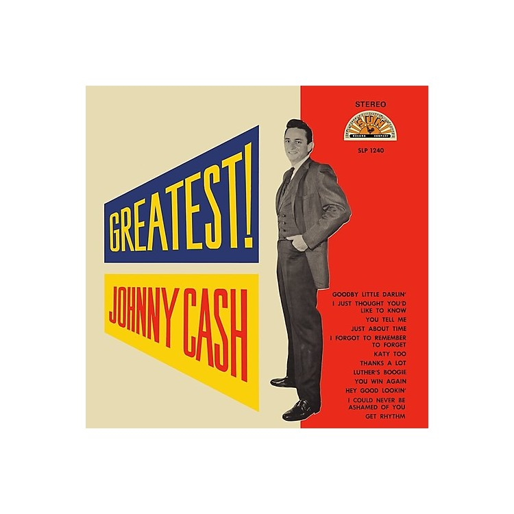 AllianceJohnny Cash - Greatest