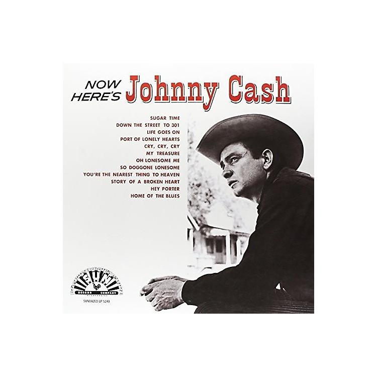 AllianceJohnny Cash - Now Here's Johnny