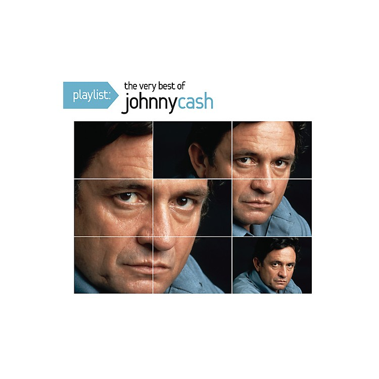 Alliance Johnny Cash - Playlist: Very Best of (CD)