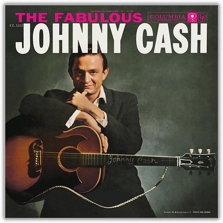 SonyJohnny Cash - The Fabulous Johnny Cash Vinyl LP