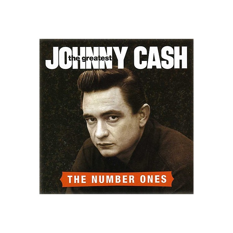 Alliance Johnny Cash - The Greatest: Number One's (CD)
