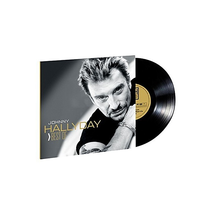 AllianceJohnny Hallyday - Best Of Vinyle
