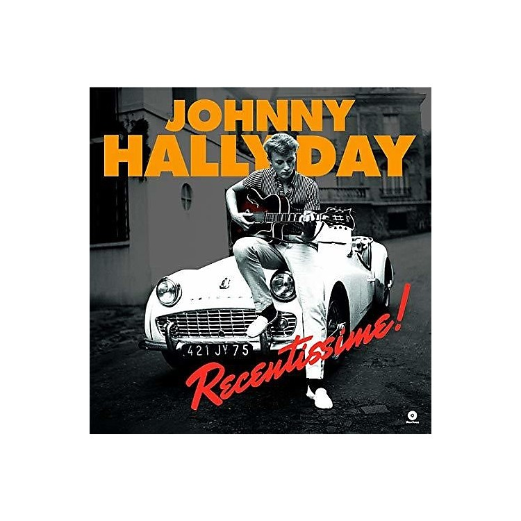 AllianceJohnny Hallyday - Recentissime