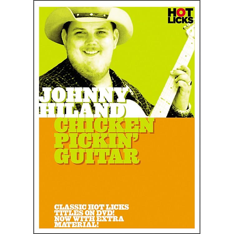 Hot LicksJohnny Hiland Chicken Pickin' Guitar DVD