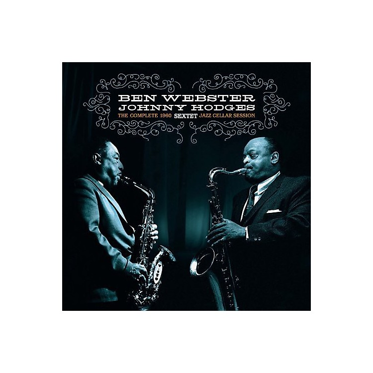 AllianceJohnny Hodges - Complete Jazz Cellar Session 1960
