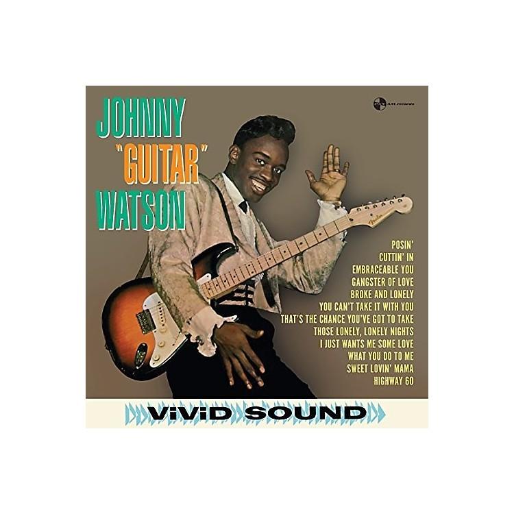 AllianceJohnny Watson Guitar - Johnny Guitar Watson
