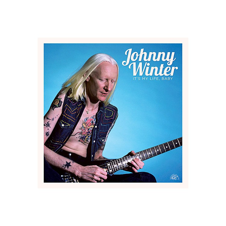 Alliance Johnny Winter - It's My Life Baby