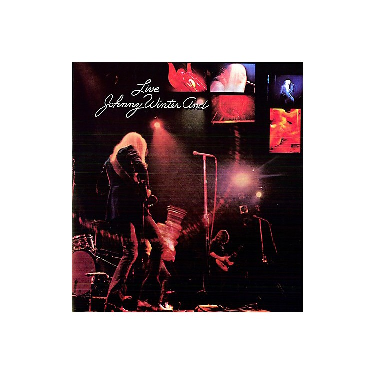 AllianceJohnny Winter - Johnny Winter AND Live