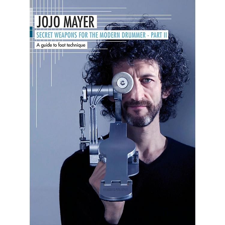 Hudson MusicJojo Mayer Secret Weapons for The Modern Drummer Pt. 2: A Guide to Foot Technique (3-DVD)