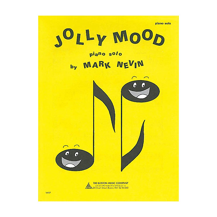 Music SalesJolly Mood Music Sales America Series