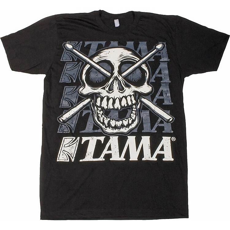 Tama Jolly Roger T-Shirt Black 2XL