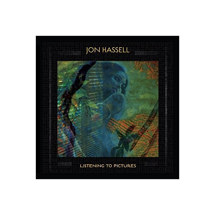 AllianceJon Hassell - Listening To Pictures (pentimento Volume One)