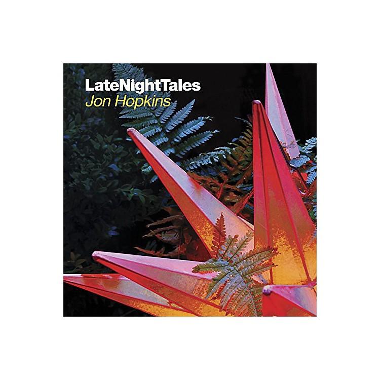 AllianceJon Hopkins - Late Night Tales