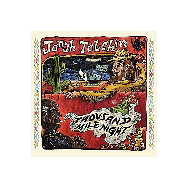 AllianceJonah Tolchin - Thousand Mile Night