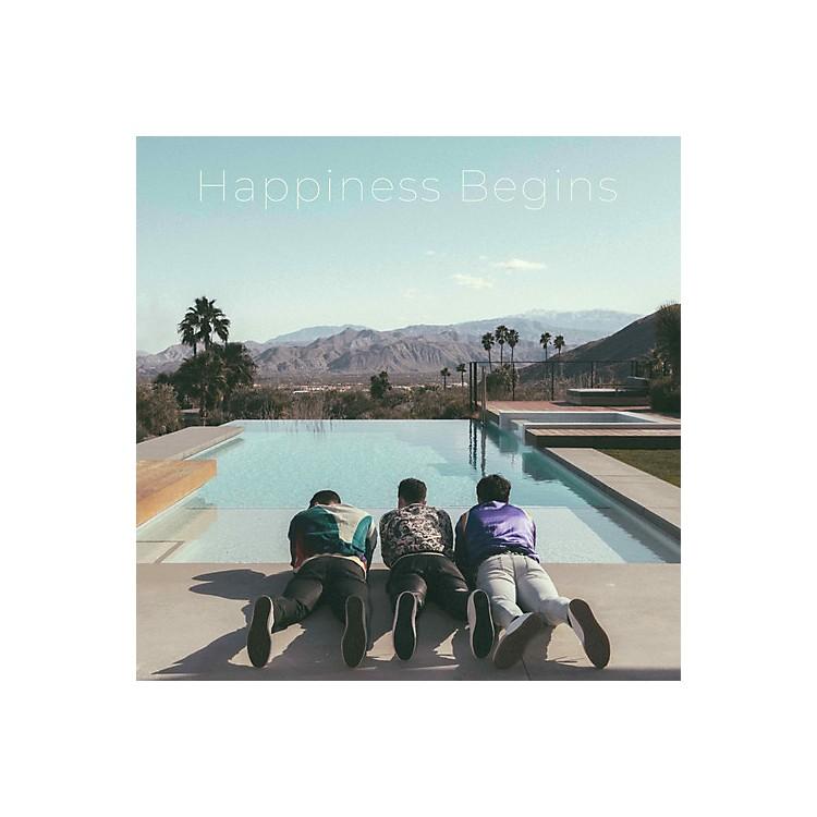 AllianceJonas Brothers - Happiness Begins (CD)