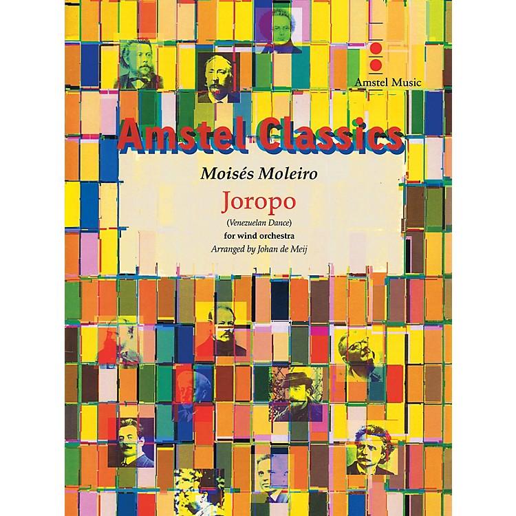 Hal LeonardJoropo (Moisés Moleiro) Concert Band Arranged by Johan de Meij