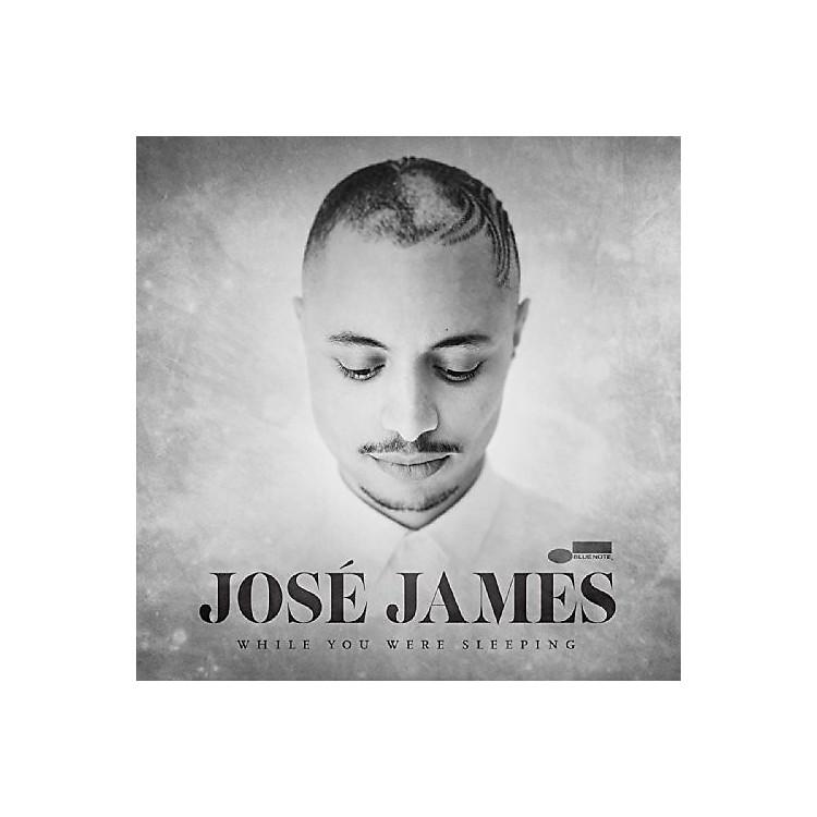 AllianceJosé James - While You Were Sleeping