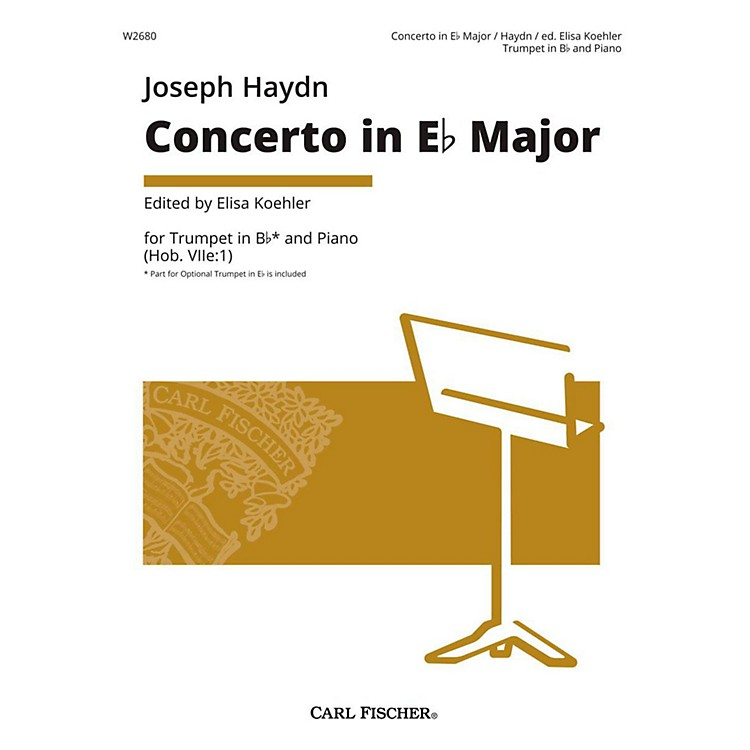 Carl FischerJoseph Haydn - Concerto in Eb Major - Trumpet