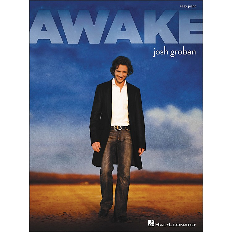 Hal LeonardJosh Groban - Awake for Easy Piano