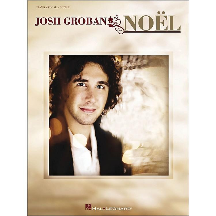 Hal LeonardJosh Groban Noel arranged for piano, vocal, and guitar (P/V/G)