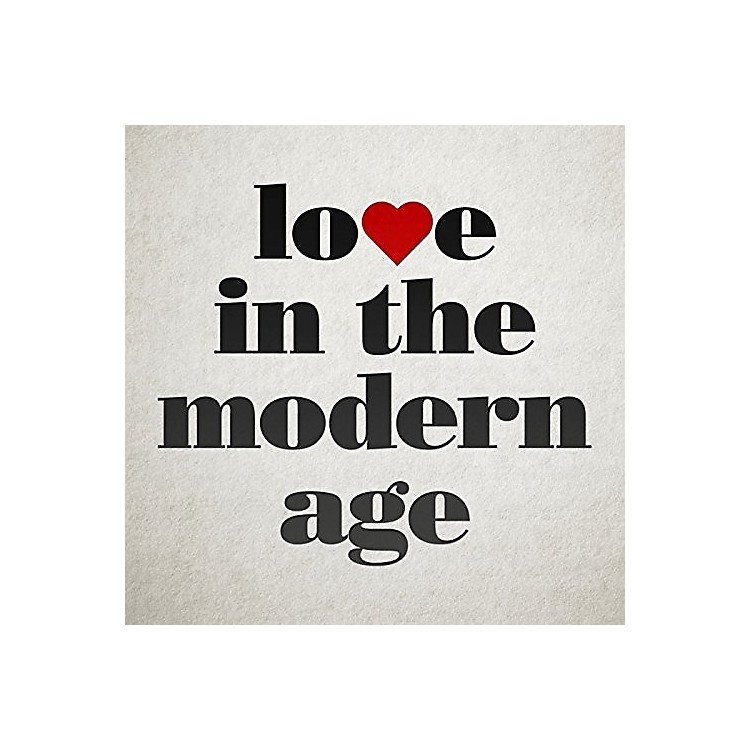 AllianceJosh Rouse - Love In The Modern Age