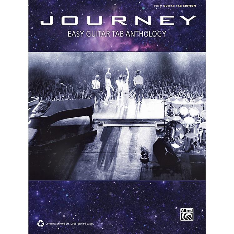AlfredJourney - Easy Guitar Anthology Book