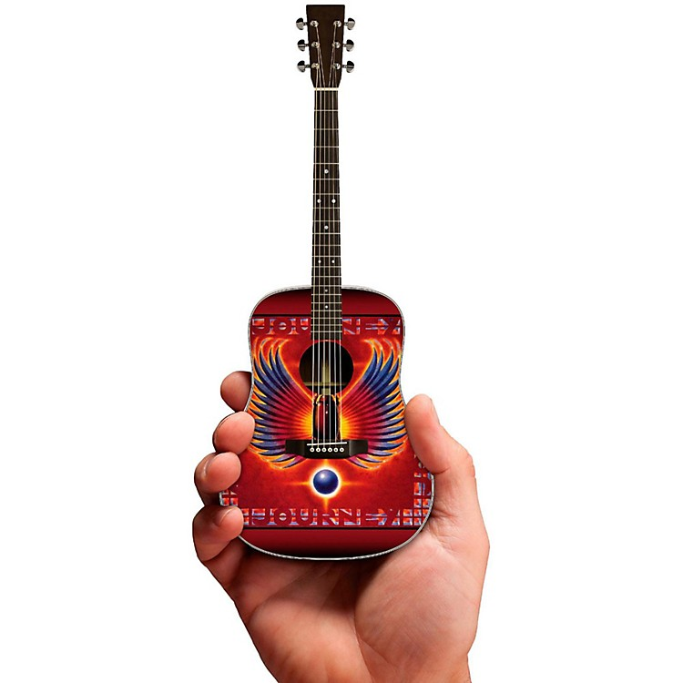 Axe Heaven Journey Tribute Acoustic Miniature Guitar Replica Collectible