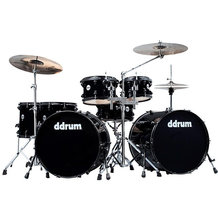 DdrumJourneyman Double Down 7-Piece Drum Kit