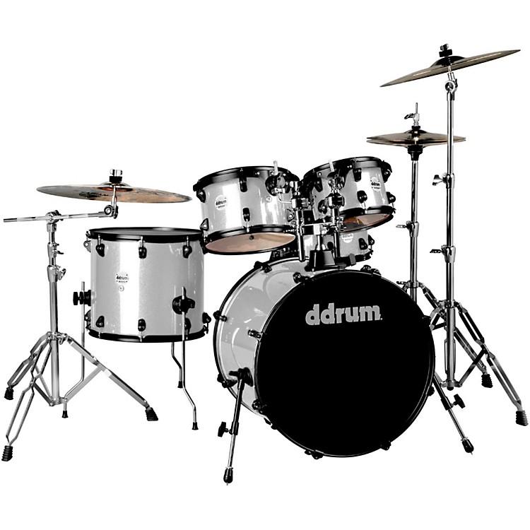 DdrumJourneyman2 Series Player 5-piece Drum Kit with 22 in. Bass DrumSilver Sparkle