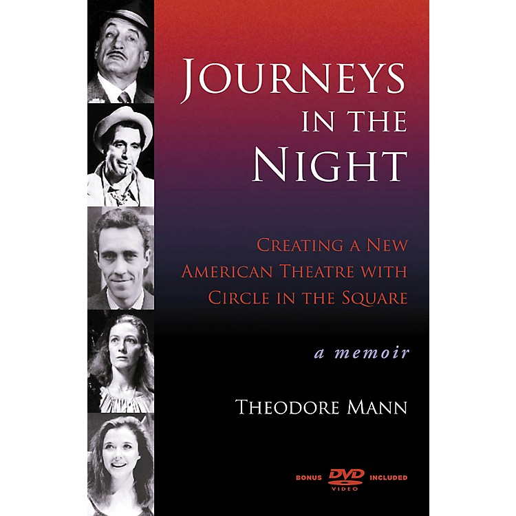 Applause BooksJourneys in the Night Applause Books Series Hardcover with DVD Written by Theodore Mann