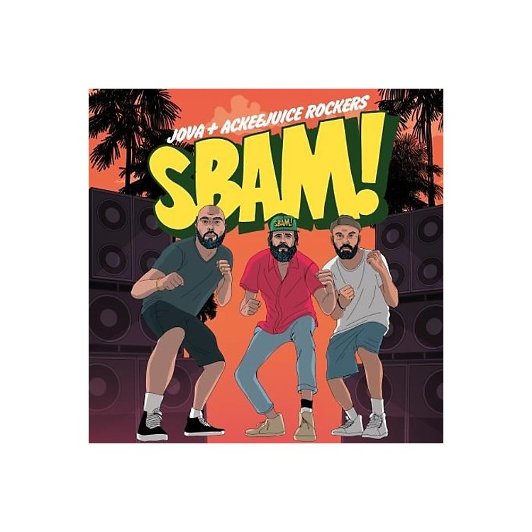 AllianceJovanotti - Sbam! (Ackeejuice Rockers Remix)