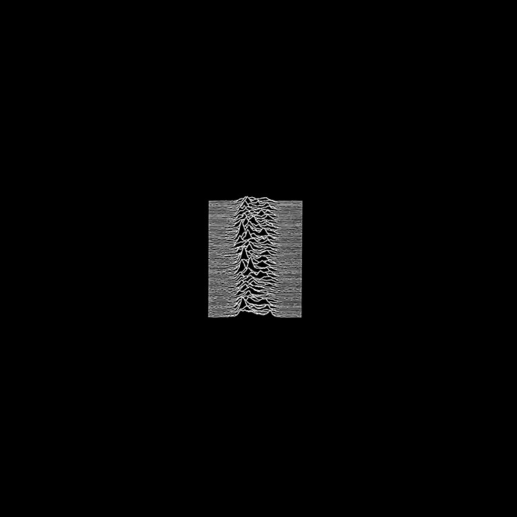 WEAJoy Division - Unknown Pleasures (180 Gram Vinyl)