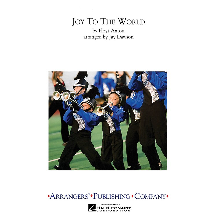ArrangersJoy to the World Marching Band Level 3 Arranged by Jay Dawson