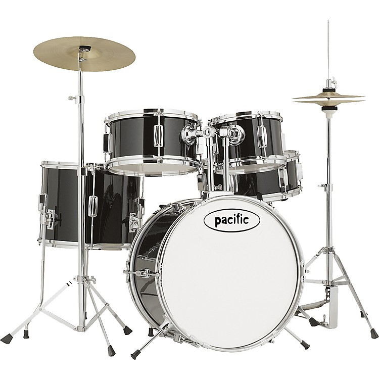 Pdp 5 Piece Drum Set : pdp by dw jr 5 piece drum set with cymbals and hardware music123 ~ Russianpoet.info Haus und Dekorationen